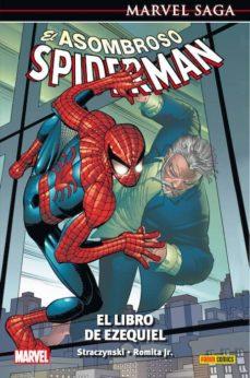 el asombroso spiderman 5: el libro de ezequiel-joe michael straczynsky-john jr. romita-9788490947104