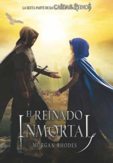 Descarga gratuita de jar de ebooks móviles EL REINADO INMORTAL (Spanish Edition) de MORGAN RHODES 9788491079804 ePub