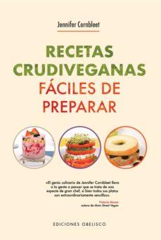 Descargar gratis kindle books torrents RECETAS CRUDIVEGANAS FACILES DE PREPARAR MOBI PDB