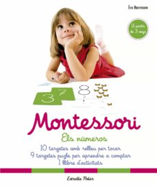 montessori: els numeros-eve herrmann-9788491372004