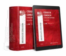 Descargar CODIGO DE COMERCIO Y LEYES COMPLEMENTARIAS gratis pdf - leer online