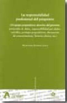Base de datos gratuita de descarga de libros electrónicos RESPONSABILIDAD PROFESIONAL DEL PSIQUIATRA 9788496758704 in Spanish de MARIANO GOMEZ JARA