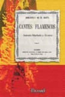 Descargar CANTES FLAMENCOS gratis pdf - leer online