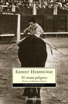 Descargas gratuitas de libros electrónicos de Amazon para ipad EL VERANO PELIGROSO de ERNEST HEMINGWAY en español