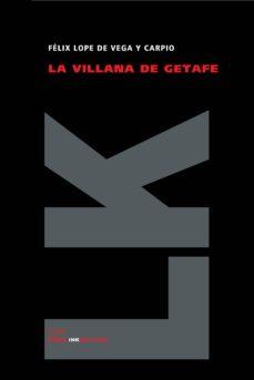 La Villana De Getafe Felix Lope De Vega Comprar Libro 9788498162004