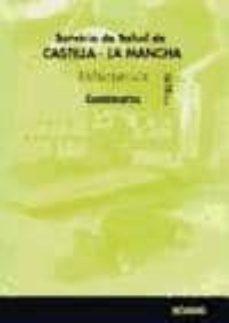 Inmaswan.es Enfermero/a Servicio De Salud De Castilla-la Mancha: Cuestionario S (5 Vol.) Image