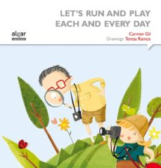 let s run and play each and every day-carmen gil-9788498457704