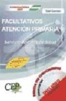 Padella.mx Test Comun Oposiciones Facultativos De Atencion Primaria. Servicio Andaluz De Salud(sas) Image