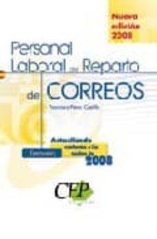 Ojpa.es Temario De Oposiciones Personal Laboral De Reparto. Correos. Image