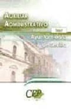 Vinisenzatrucco.it Test Oposiciones Auxiliar Administrativo Del Ayuntamiento De Sevi Lla Image