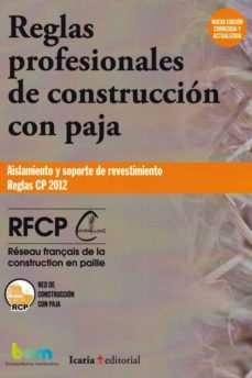 reglas profesionales de construccion con paja-9788498886504
