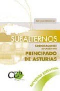 Encuentroelemadrid.es Subalternos Corporaciones Locales Del Principado De Asturias. Tes T Psicotecnicos Image