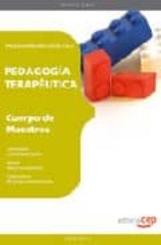 Carreracentenariometro.es Cuerpo De Maestros. Pedagogia Terapeutica. Programacion Didactica Image