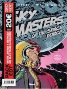 Asdmolveno.it Pack Edt: Sky Masters Of The Space Force (Vol. 1 Y 2) (Oferta Lim Itada) Image