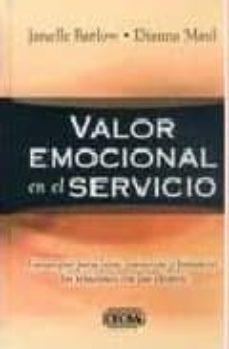 Inmaswan.es Valor Emocional En El Servicio: Estrategias Para Crear, Conservar Y Fortalecer Las Relaciones Con Sus Clientes Image