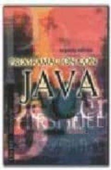 Costosdelaimpunidad.mx Programacion Con Java (2ª Ed.) Image