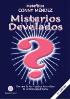 misterios develados-conny mendez-9789806114104
