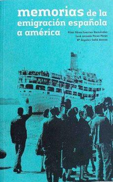 Relaismarechiaro.it Memorias De La Emigración Española A América Image