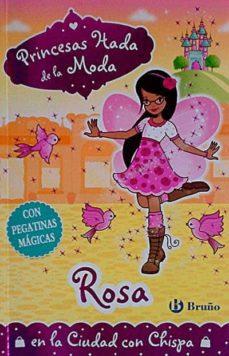 Sopraesottoicolliberici.it Princesas Hada De La Moda En La Ciudad Con Chispa. Rosa Image