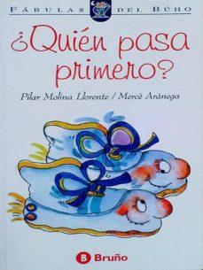 Padella.mx ¿Quién Pasa Primero? Image