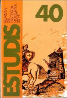 Eldeportedealbacete.es Estudis Nº 40: Revista De Historia Moderna 2014 Image