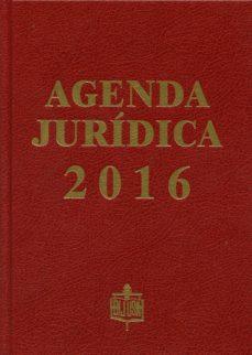 Geekmag.es Agenda Juridica 2016 Moyron (Incluye Cd-rom) Image