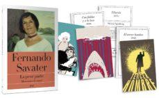 Descargar google ebooks mobile PACK CDL LA PEOR PARTE + POSTALES CINE in Spanish PDF FB2 de FERNANDO SAVATER