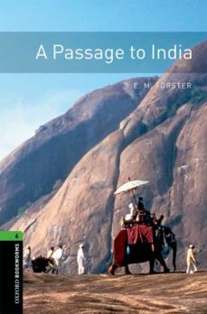 oxford bookworms library: oxford bookworms stage 6: a passage to india ed 08-e.m. forster-9780194792714