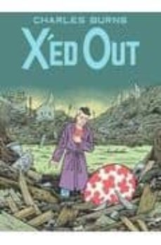 x ed out-charles burns-9780224090414