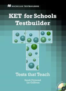 ket for schools testbuilder student s book + cd-sarah dymond-9780230407114