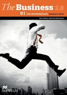 Descargas de libros de audio de Amazon THE BUSINESS PRE-INT STS PACK N/E PDB CHM FB2