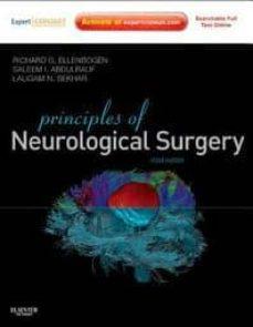 Descargas de libros electrónicos para la tienda de Android PRINCIPLES OF NEUROLOGICAL SURGERY, EXPERT CONSULT - ONLINE AND P RINT (3RD ED.)