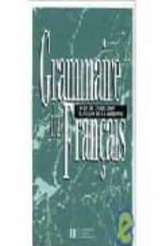 Descargar GRAMMAIRE DU FRANCAIS gratis pdf - leer online