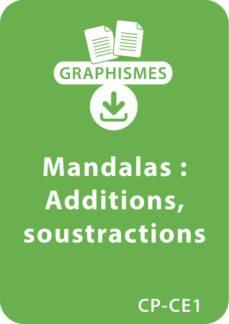 mandalas d'apprentissage cp/ce1 - additions / soustractions (ebook)-armelle géninet-9782725666914