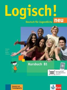 Descargar libros electrónicos italianos gratis LOGISCH NEU B1 LIBRO ALUMNO AUDIO ONLINE PDB CHM (Literatura española) 9783126052214