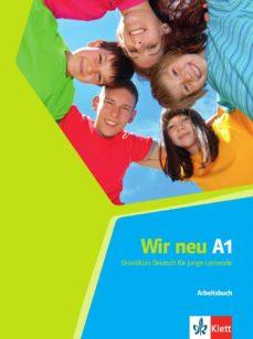 Libros en inglés para descargar gratis WIR NEU A1 EJERCICIO FB2 de  9783126759014