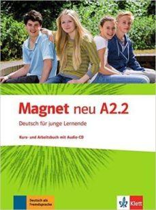 Descargar libros para nintendo. MAGNET NEU A2.2:  ALUMNO + EJERCICIOS + CD