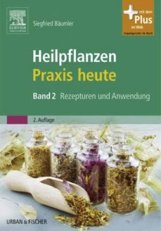heilpflanzenpraxis heute (ebook)-siegfried bäumler-9783437168314