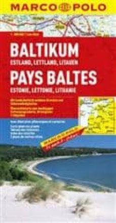 Encuentroelemadrid.es Paises Balticos / Baltikum / Pays Baltes (Marco Polo) Image