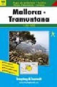 mallorca tramuntana (1:50000) (freizeitführer)-9783850848114