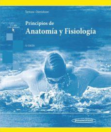 Descargar audiolibros en italiano PRINCIPIOS DE ANATOMÍA Y FISIOLOGÍA (15ª EDICION)
