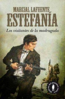 Descarga gratis audiolibros a cd LOS VISITANTES DE LA MADRUGADA de MARCIAL LAFUENTE ESTEFANIA 9788415338314