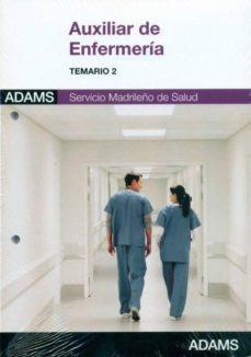 Vinisenzatrucco.it Auxiliar De Enfermeria Servicio Madrileño De Salud Image