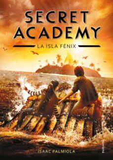 Inmaswan.es Secret Academy 1: La Isla Fenix Image
