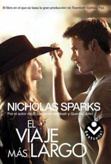 el viaje mas largo-nicholas sparks-9788415729914