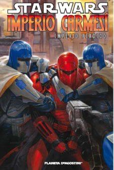 star wars: imperio carmesi. imperio perdido-9788415821014