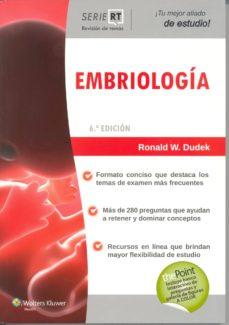 Descarga gratuita de libros de texto mineros. SERIE REVISION DE TEMAS: EMBRIOLOGIA (6ª ED.)