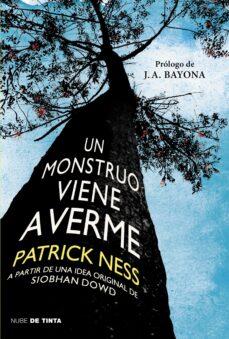 un monstruo viene a verme (ed. pelicula)-patrick ness-9788416588114