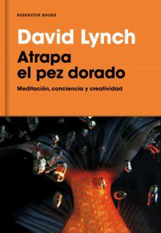 atrapa el pez dorado-david lynch-9788416709014