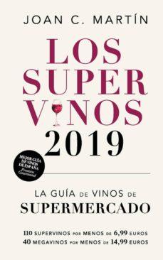 los supervinos 2019-joan c. martin-9788417302214